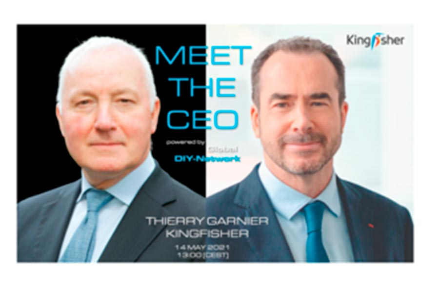 Kingfisher CEO Thierry Garnier on the Global DIY-Network