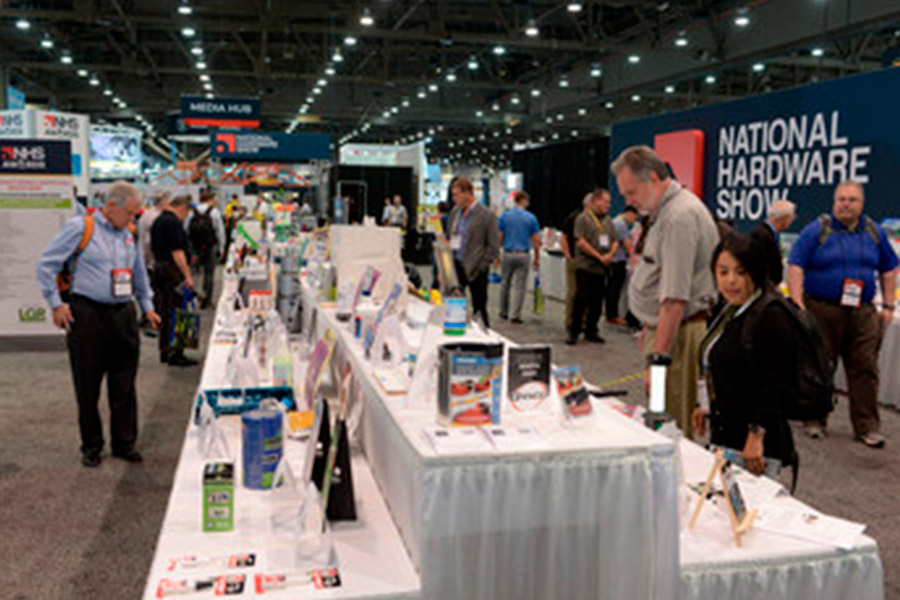 75th National Hardware Show in October